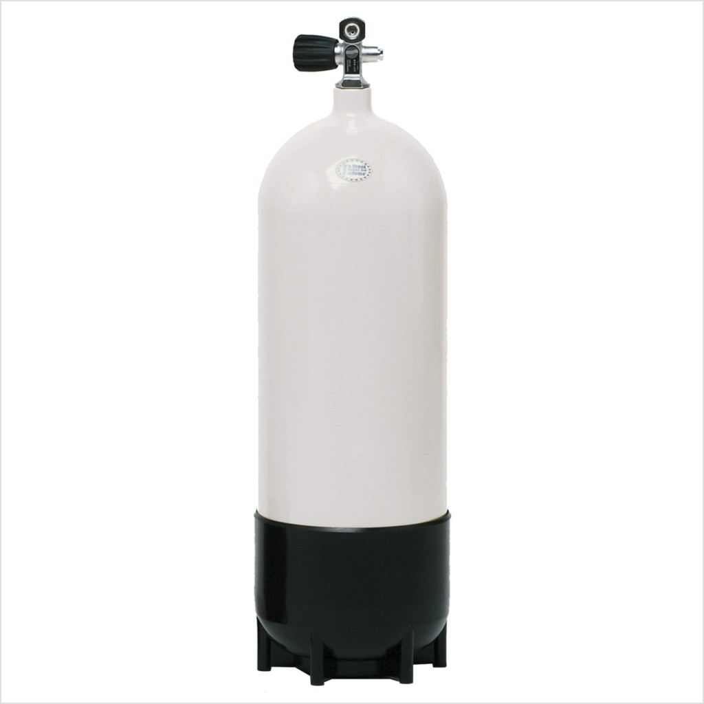 10L Faber Steel Scuba Cylinder