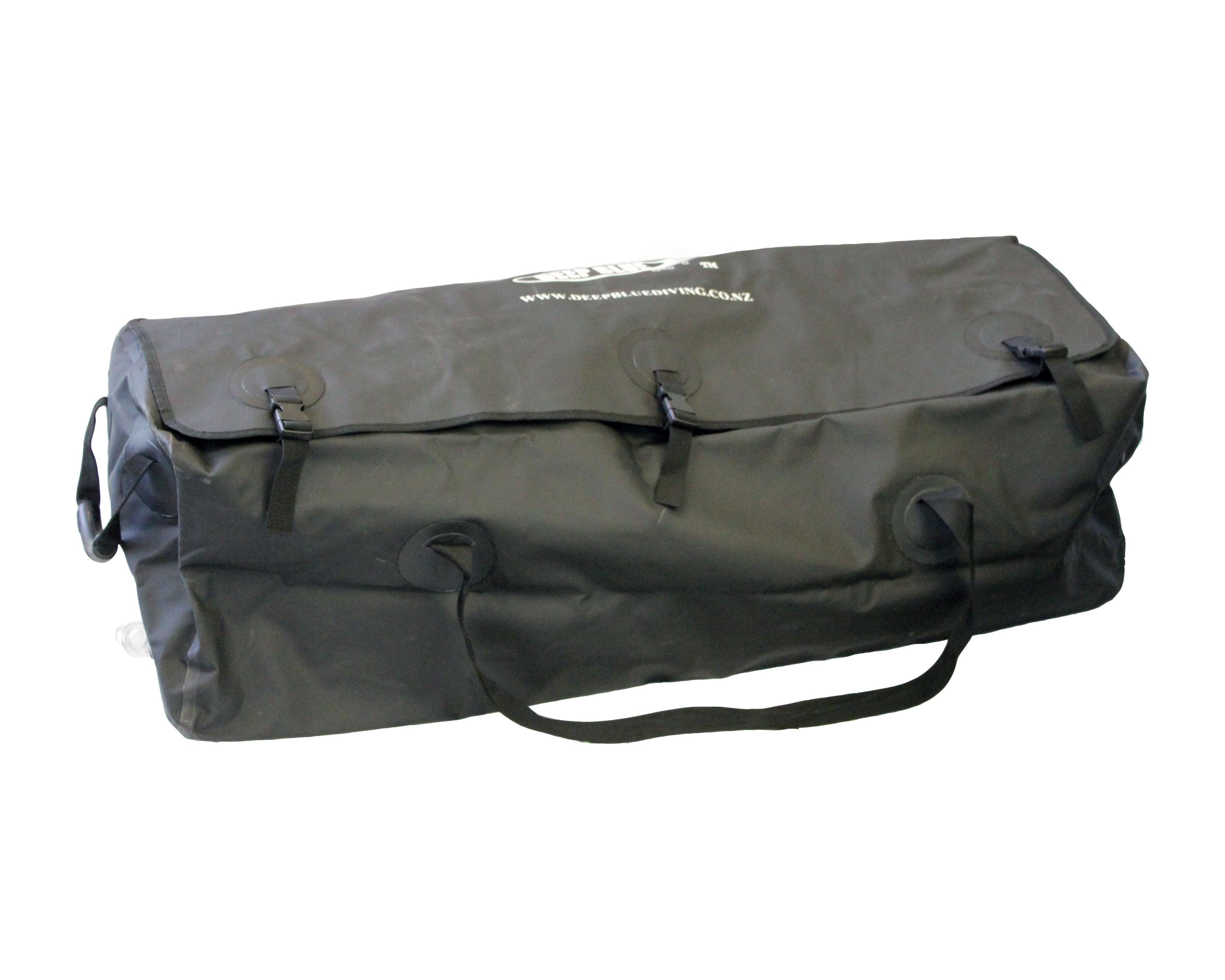 DEEP BLUE - Dive Gear Long Bag-  Fits Free Diving Fins