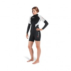 Mares 2nd Skin Shorty She Dives - Women's Wetsuit