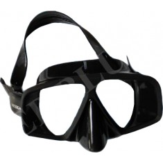 DEEP BLUE Mask M273S - Black Spearfishing Mask