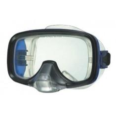 Cressi Pro Blue Silicone Purge Mask