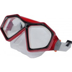 DEEP BLUE Mask M623 - Red - medium fitting